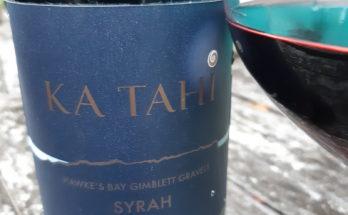 Ka Tahi Syrah 2015
