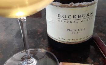 Rockburn Pinot Gris 2002