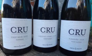 Smith & Sheth CRU bottles