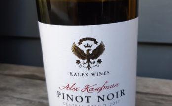 Kalex Pinot Noir 2017