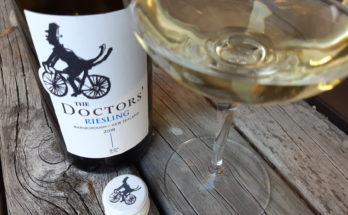 The Doctors' Riesling 2018