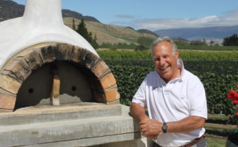 Winemaker Domenic Mondillo