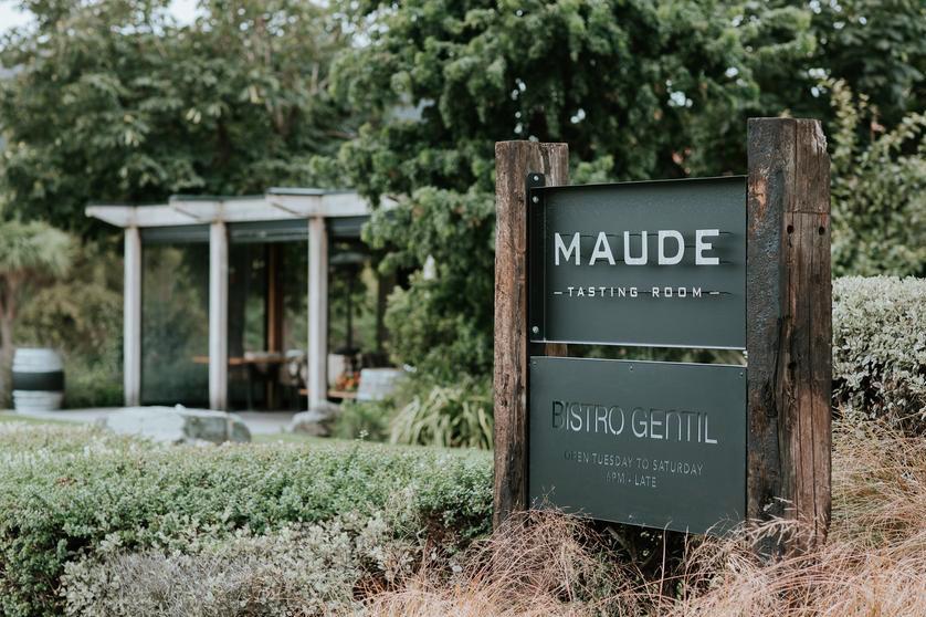 Maude Tasting Room