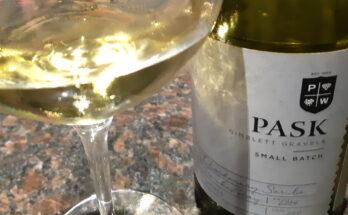 Pask Sur Lie Chardonnay