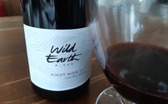 Wild Earth Pinot Noir 17