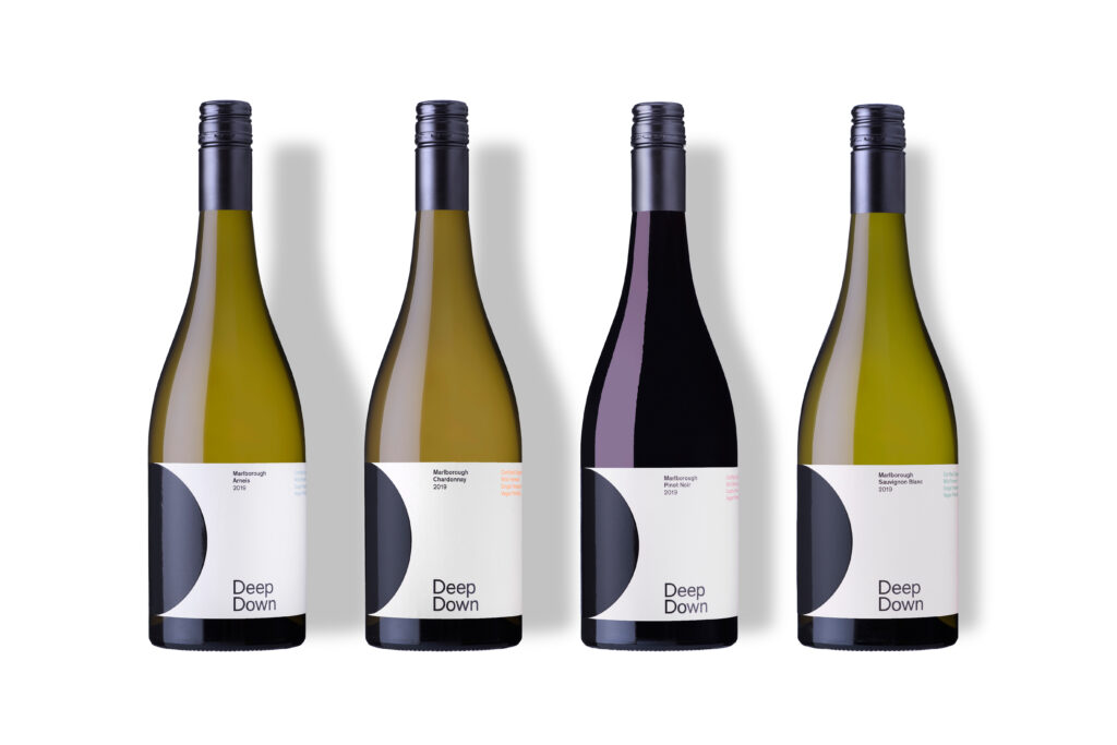 Deep Down wines
