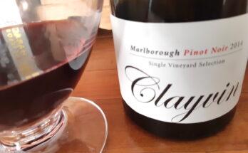 Giesen Clayvin Pinot Noir