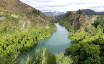 Kawerau Gorge, Gibbston Valley