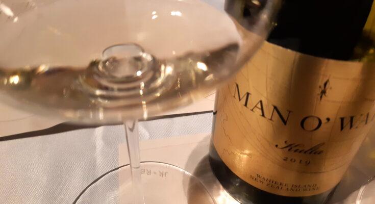 Man O' war Kulta Chardonnay