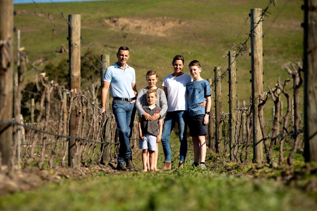 Easthope Family winegrowers