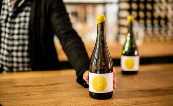Helio wine bottles