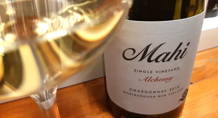 Mahi Alchemy Chardonnay 2018