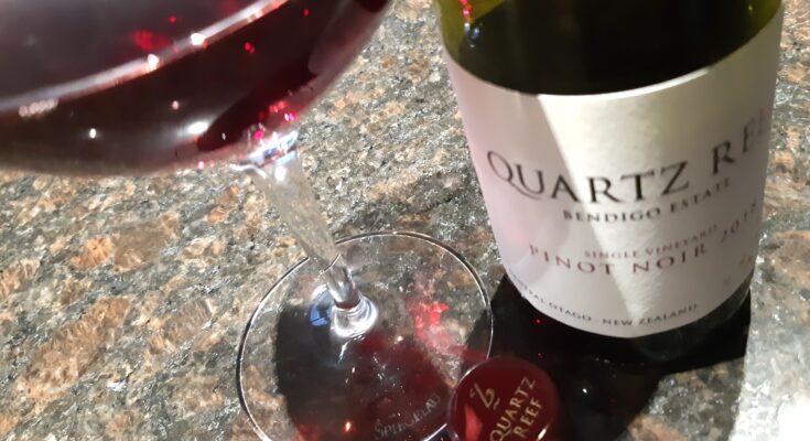 Quartz Reef Pinot Noir 2018