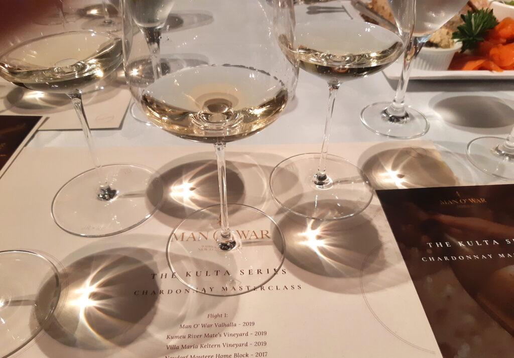 Kulta chardonnay masterclass