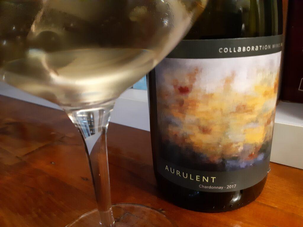 Collaboration Aurulent chardonnay