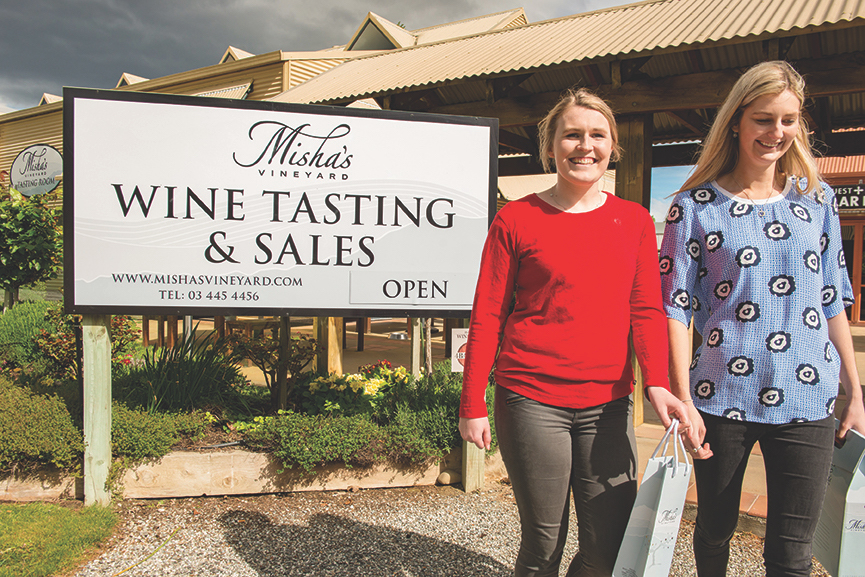 Mishas vineyard