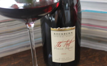 Rockburn The Art Pinot