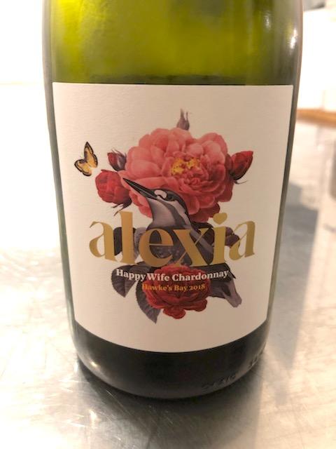 Alexia Happy Wife Chardonnay