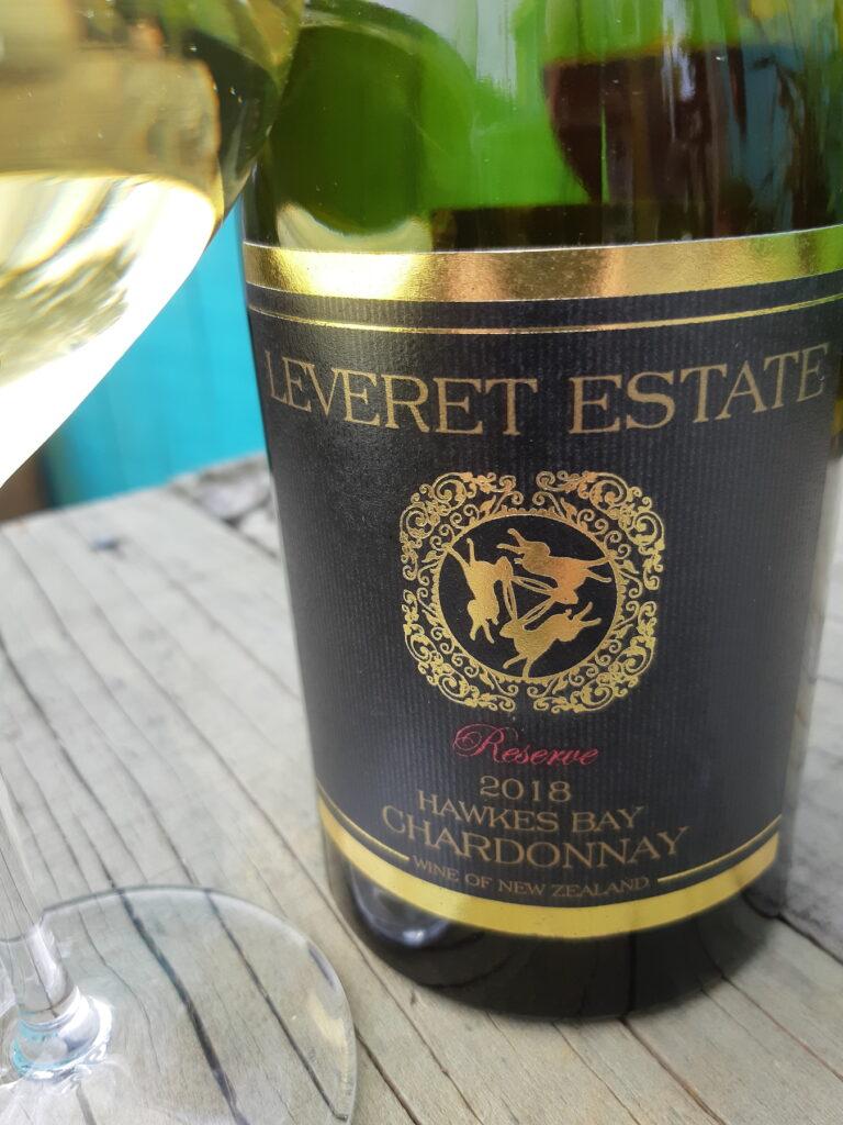 Leveret Estate Reserve Chardonnay