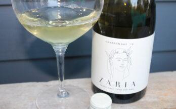 Zaria Chardonnay 2019