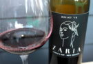 Zaria Merlot wine