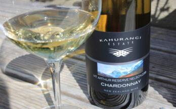 Kahurangi Estate Mt Arthur Reserve Chardonnay Nelson 2019