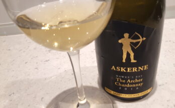 Askerne The Archer Chardonnay