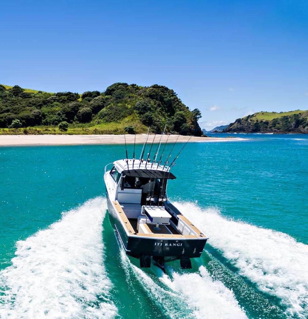 The Landing boat