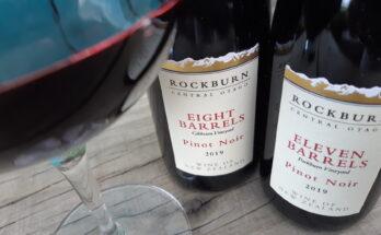 Rockburn Barrels Pinots