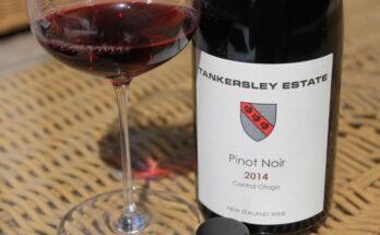 Tankersley Pinot Noir 2014