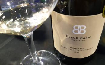 Black barn Chardonnay 2019