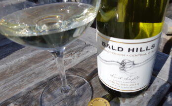 Bald Hills Last Light Riesling