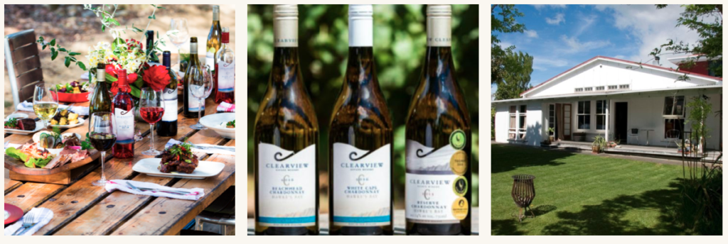 Clearview wines