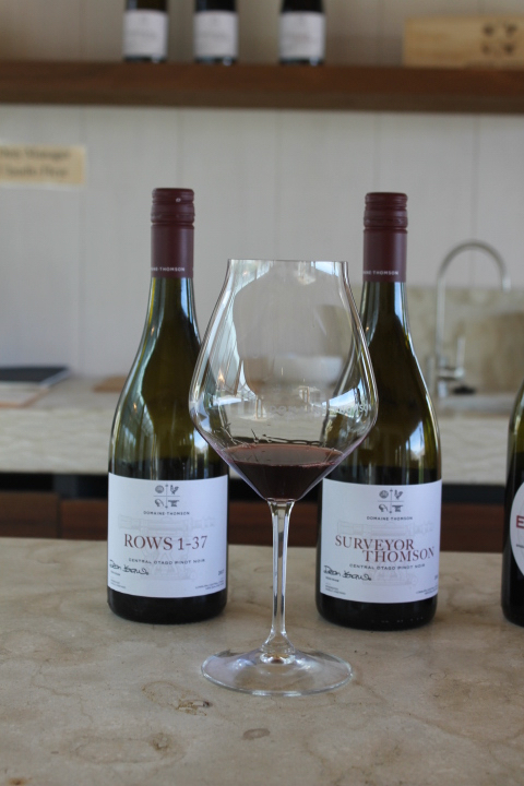 Domain Thomson wine