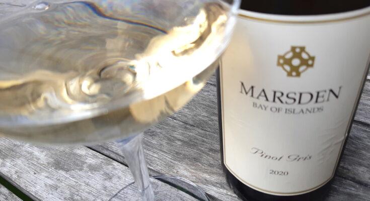 Marsden Estate Pinot Gris