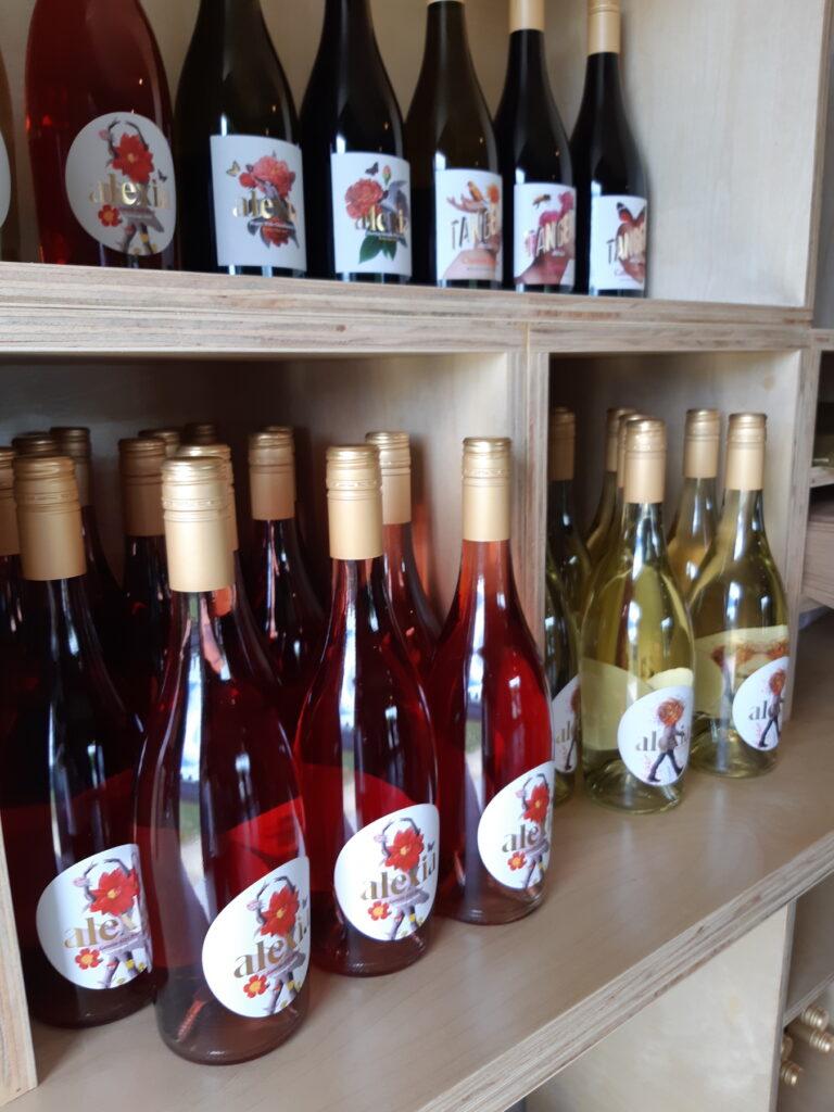 Alexia wines