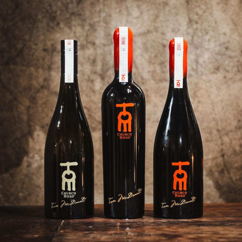Church Road TOM wines