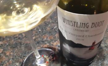 Whistling Buoy Chardonnay 2016