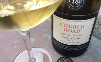 Church Road Chardonnay 2016