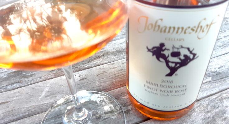 Johannesof Pinot Noir Rosé 2018