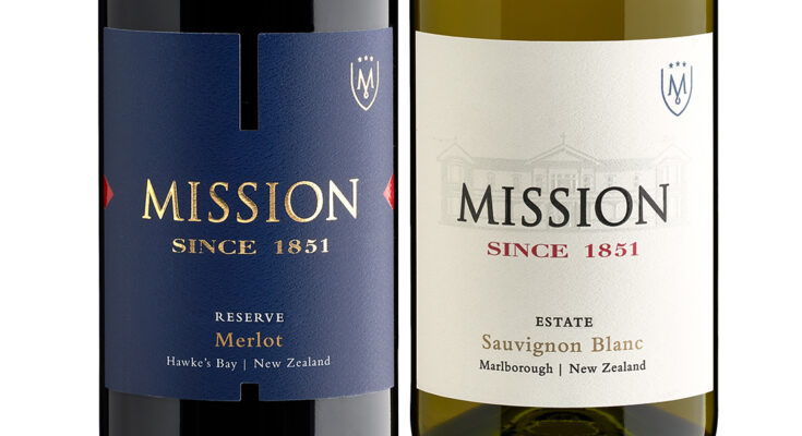 Mission new labelling