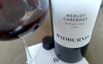 Radburnd Cellars Merlot Cabernet 2018