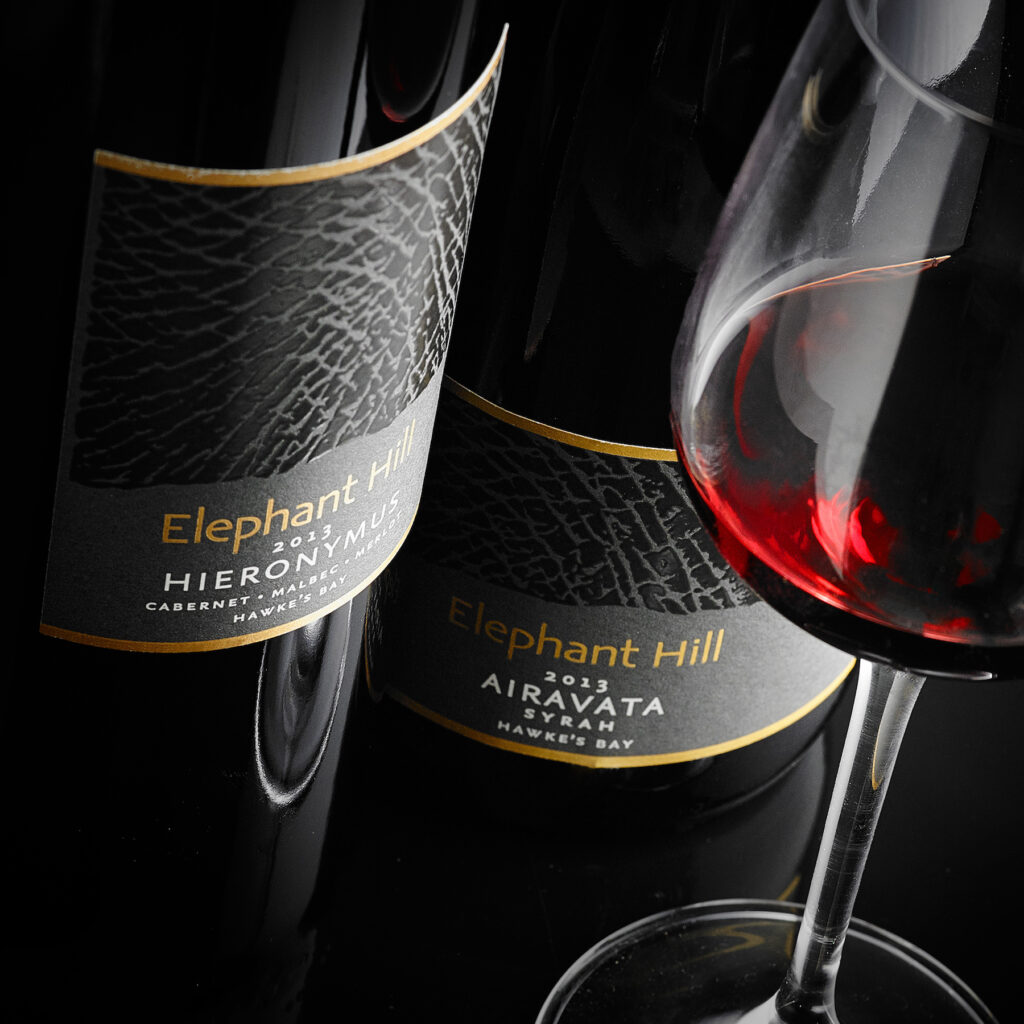 Elephant Hill Icon wines