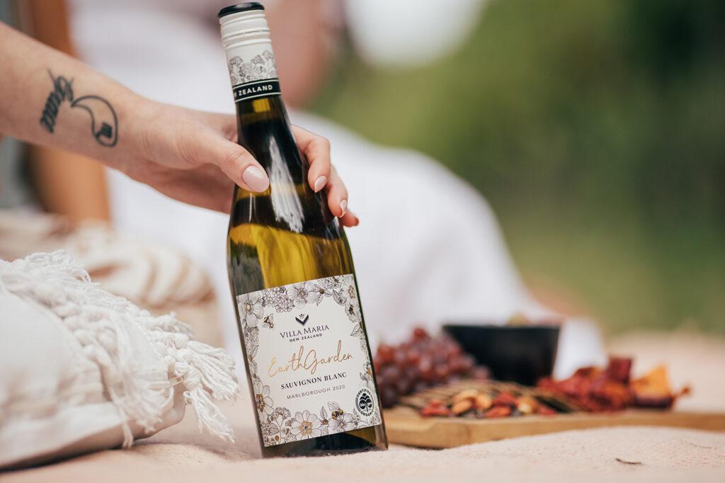 Villa Maria organic wine