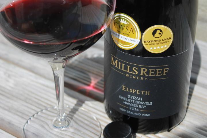 Mills Reef Elspeth Syrah