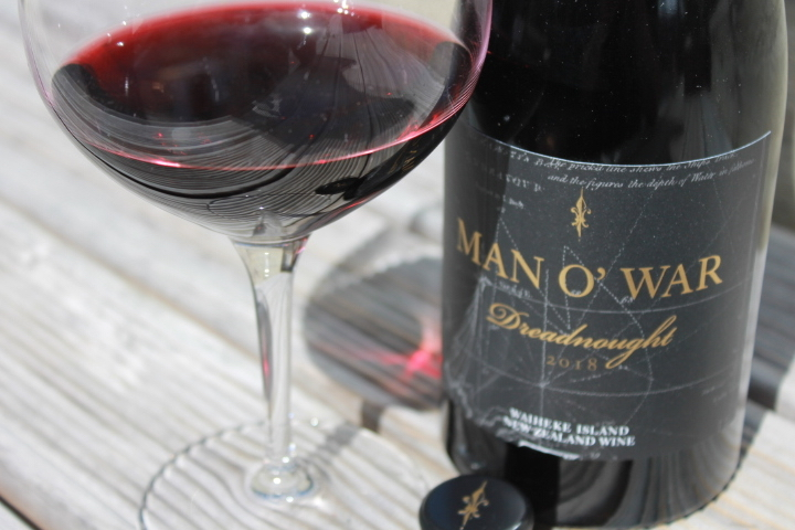 ManOwar Dreadnought Syrah