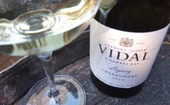Vidal Legacy Chardonnay 2019