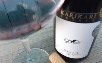 Karikari Estate Syrah 2017