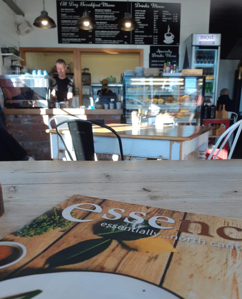 Little Vintage Espresso in Amberley