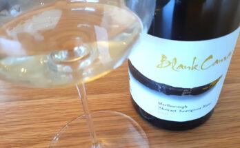 Blank Canvas 'Abstract' Sauvignon Blanc 2018